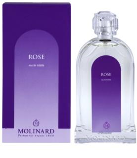Molinard Les Fleurs Rose eau de toilette pour femme 100 ml