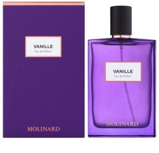 Molinard Vanille Eau de Parfum für Damen 75 ml