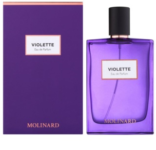 Molinard Violette Eau de Parfum para mulheres 75 ml