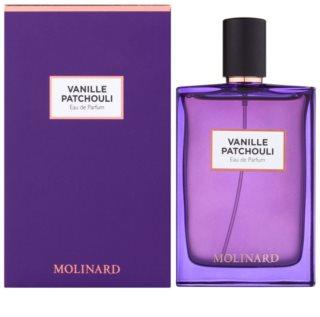 Molinard Vanille Patchouli Eau de Parfum unissexo 75 ml
