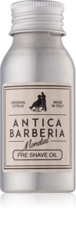 Mondial Antica Barberia Original Citrus олио преди бръснене