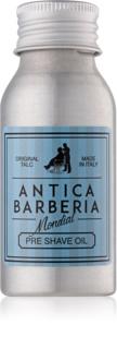 Mondial Antica Barberia Original Talc λάδι για πριν το ξύρισμα