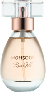 Monsoon Rose Gold Eau de Parfum voor Vrouwen  30 ml