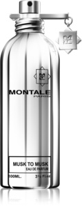 Montale Musk To Musk Parfumovaná voda unisex 100 ml