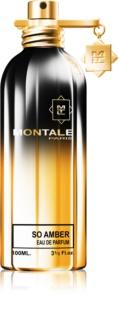 Montale So Amber eau de parfum mixte 100 ml