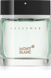 Montblanc Presence Eau de Toilette para homens 75 ml