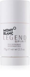 Montblanc Legend Spirit αποσμητικό σε στικ για άντρες 75 γρ