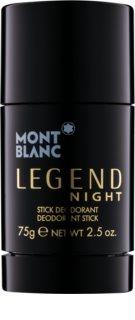 Montblanc Legend Night deostick pentru barbati