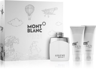Montblanc Legend Spirit coffret IV.