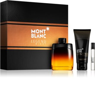 Montblanc Legend Night set cadou IV. pentru barbati
