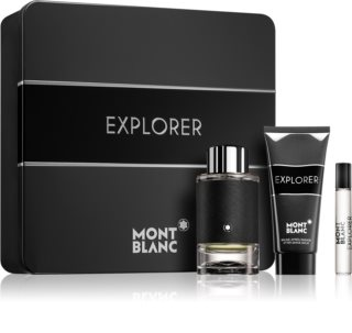 Montblanc Explorer Gift Set I. for Men