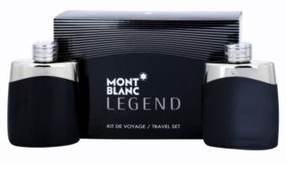 Montblanc Legend coffret IX.