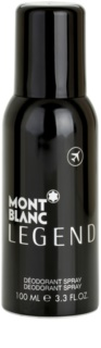Montblanc Legend Deo Spray voor Mannen 100 ml