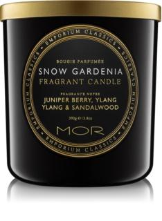 MOR Snow Gardenia mirisna svijeća 390 g