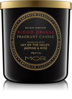 MOR Blood Orange Scented Candle 390 g