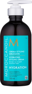Moroccanoil Hydration creme styling  para todos os tipos de cabelos