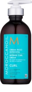 Moroccanoil Curl krem nawilżający do włosów kręconych i po  trwałej ondulacji