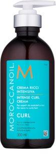 Moroccanoil Curl hydratační krém pro vlnité a trvalené vlasy