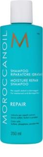 Moroccanoil Moisture Repair šampon pro poškozené, chemicky ošetřené vlasy