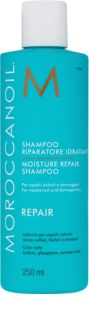 Moroccanoil Moisture Repair Shampoo For Damaged, Chemically Treated Hair