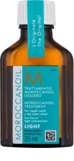 Moroccanoil Treatments vlasová kúra pro jemné a zplihlé vlasy