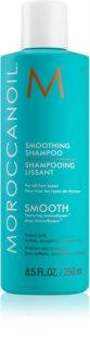 Moroccanoil Smooth shampoing rénovateur pour lisser et nourrir les cheveux secs et indisciplinés