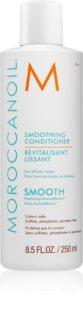Moroccanoil Smooth condicionador restaurador para alisamento e nutrição de cabelo seco e rebelde