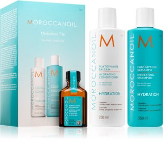 Moroccanoil Hydration Cosmetic Set (For Brittle And Stressed Hair) for Women