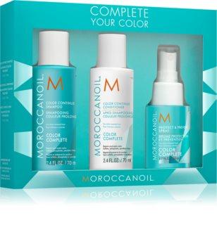 Moroccanoil Color Complete kozmetični set za barvane lase