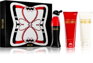 Moschino Cheap & Chic Gift Set I.