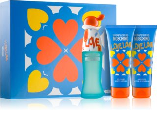 Moschino I Love Love coffret III.