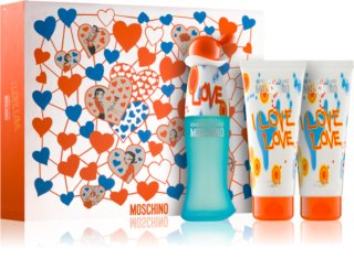 Moschino I Love Love poklon set IV.