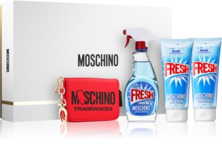 Moschino Fresh Couture coffret VII.