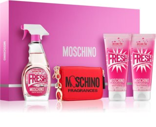 Moschino Fresh Couture Pink poklon set III.