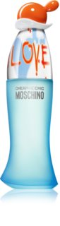 Moschino I Love Love eau de toilette per donna 100 ml