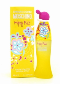 Moschino Hippy Fizz Eau de Toilette for Women 100 ml