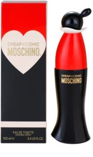 Moschino Cheap & Chic Eau de Toilette para mulheres 100 ml