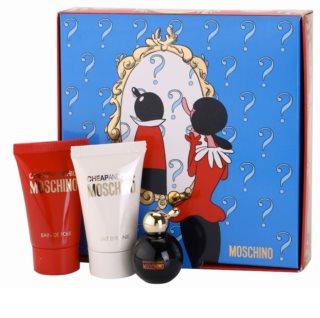 Moschino Cheap & Chic подаръчен комплект тестер за жени 3 бр.