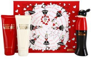 Moschino Cheap & Chic Gift Set I.