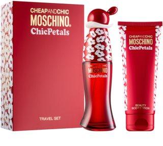 Moschino Cheap & Chic Chic Petals Geschenkset IV.