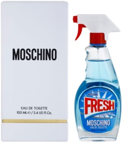 Moschino Fresh Couture Eau de Toilette für Damen 100 ml