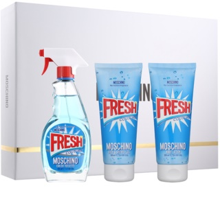 Moschino Fresh Couture set cadou III