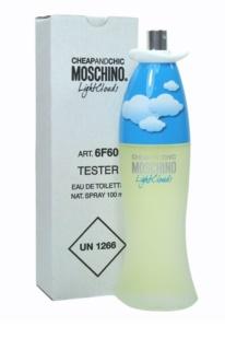Moschino Light Clouds eau de toilette teszter nőknek 100 ml