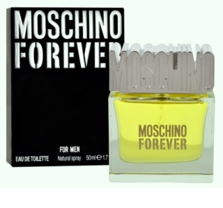 Moschino Forever eau de toilette per uomo 50 ml