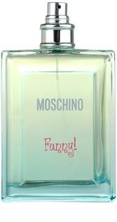 Moschino Funny! woda toaletowa tester dla kobiet 100 ml