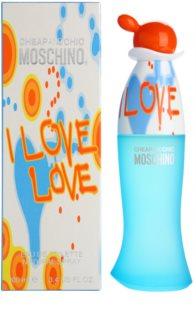 Moschino I Love Love woda toaletowa dla kobiet 100 ml