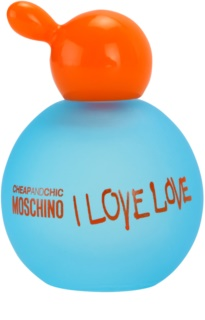 Moschino I Love Love eau de toilette per donna 4,9 ml