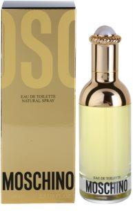 Moschino Femme Eau de Toilette für Damen 75 ml