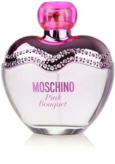 Moschino Pink Bouquet Eau de Toilette für Damen 100 ml