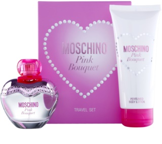 Moschino Pink Bouquet Gift Set VIII.